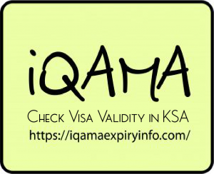 Check Visa Validity in KSA